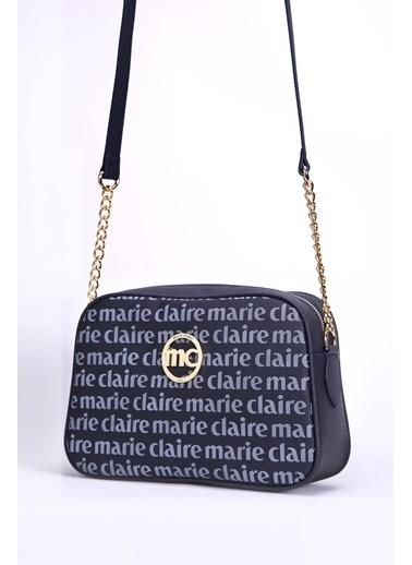 Marie Claire Messenger / Askılı Çanta Lacivert